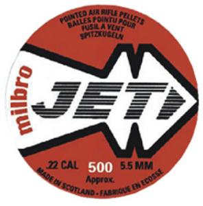 milbro .177 twin ring Jet ammo 500