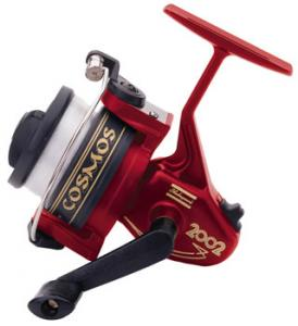 Junior spool fishing reel