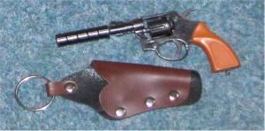 cap gun and holster